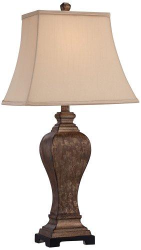 "Edgar 29"" High Bronze Table Lamp by Regency Hill"