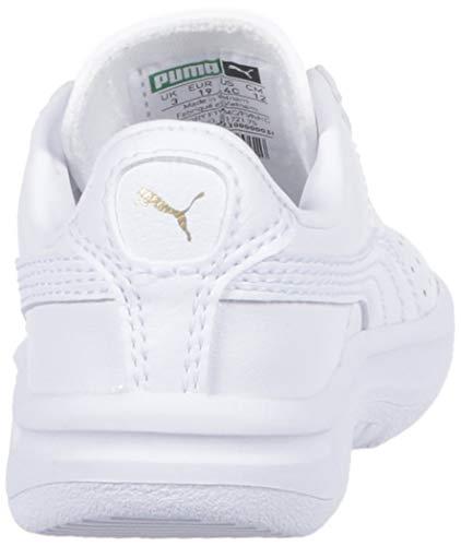 Puma White Team puma Gold Special Gv Sneaker Kids qZxrvgqf