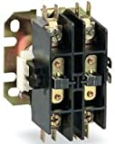 SQUARE D BY SCHNEIDER ELECTRIC - 8910DP32V14 - CONTACTOR, DPST, 24VAC, 30A, PANEL