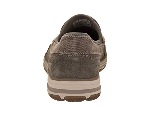 Skechers Heren Garton - Brime Toevallige Schoen Khaki