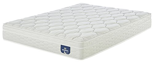 Sertapedic Eurotop 100 Innerspring Mattress, ()