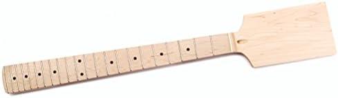 ultnice Cuello La Guitarra la teclado la teclado del Arce la sustitución del cuello de la guitarra para el accesorio de la guitarra: Amazon.es: Instrumentos musicales