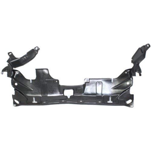 Garage-Pro Front Engine Splash Shield for HONDA ACCORD 2003-2007 Under Cover Coupe//Sedan