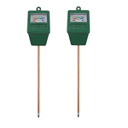Alotpower Soil Moisture Sensor Meter for Indoor&Outdoor Use