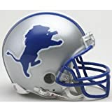 Detroit Lions 1983 to 2002 - NFL MINI Helmet