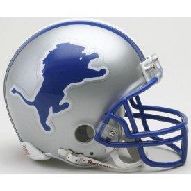 Detroit Lions 1983 to 2002 - NFL MINI Helmet by Gridiron Football Helmets