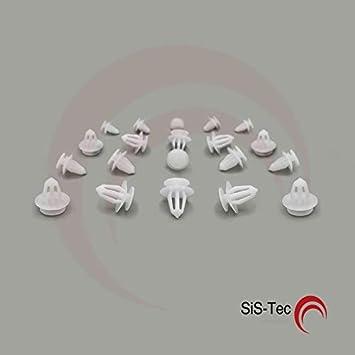 Puerta verkleidungs Clip Soporte fijación clip - 2345957 (20 unidades): Amazon.es: Coche y moto