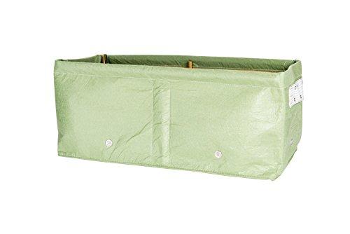 BloemBagz Raised Bed Planter, 12 gallon, Living Green