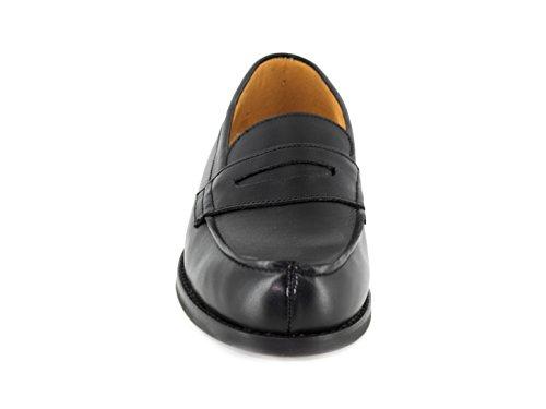 Cardin PC1605ED Chaussures Pierre Noir Mocassins Noir fzTzqw