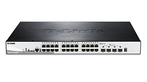 dgs 1510 28xmp ethernet switch