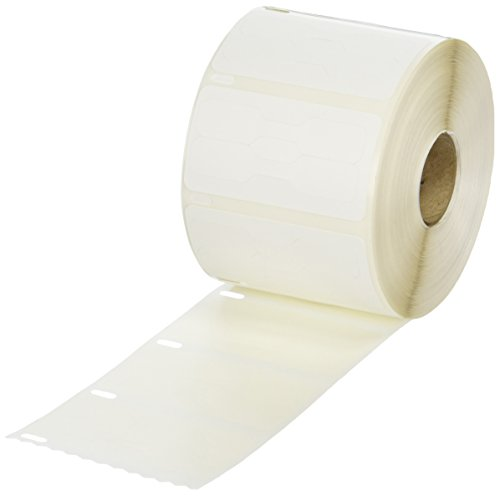 DYMO LW 2-Up Price Tag Labels for LabelWriter Label Printers, White, 3/8'' x 3/4'', 1 roll of 1,500 (30299)