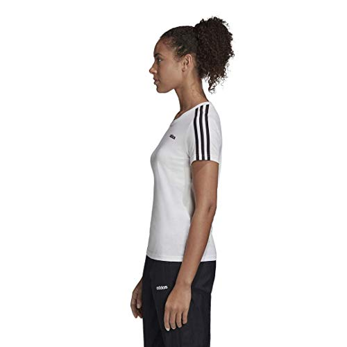adidas Womens Essentials 3-Stripes Tee 4