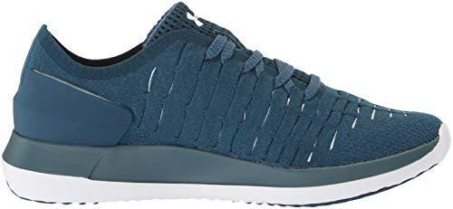 Techno Sneaker Under Techno 401 Teal Teal Slingride Armour Women's 2 6Xvaq