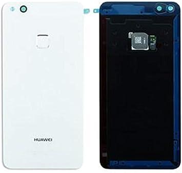 Batería Tapa Trasera Protectora para Huawei P10 Lite Color Blanco SIN Sensor/lámina Adhesiva/Herramientas: Amazon.es: Electrónica