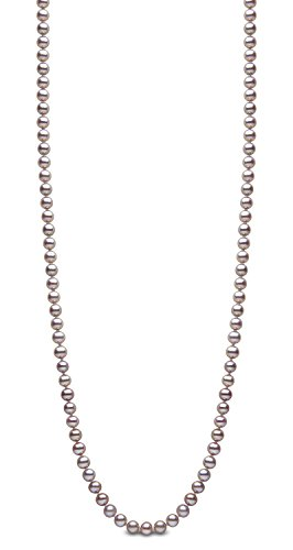 Kimura Pearls - Bracelet - Or blanc - Perle - 86.0 cm - FNS7034-w