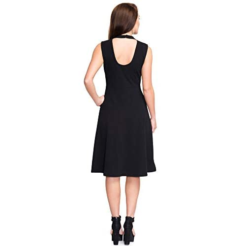 31jljBS8ijL. SS500  - Addyvero Women's Cotton and Crush A-Line Dress