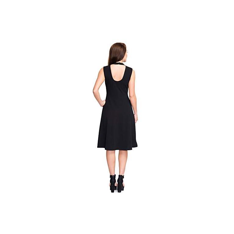 31jljBS8ijL. SS768  - ADDYVERO Women's Cotton A-Line Dress