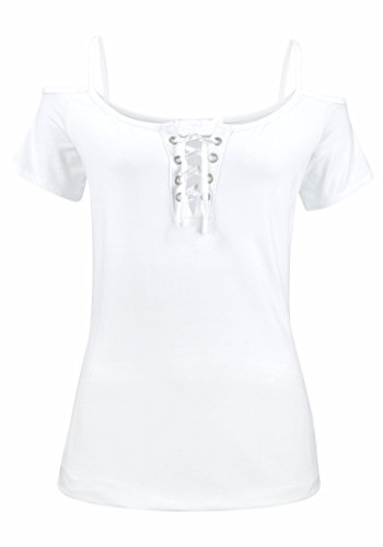 Robert Reyna Fashion V-Collar Hollow Straps shor Sleeved for sale  Delivered anywhere in USA