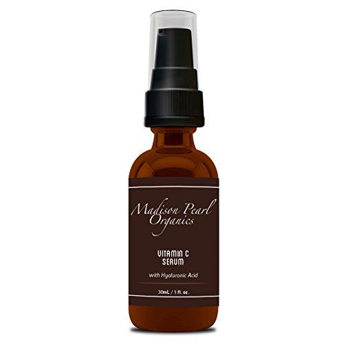 Madison Pearl Organics Vitamin C Serum