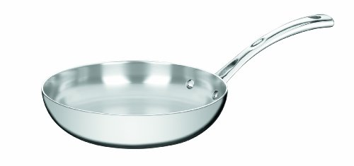 Cuisinart FCT22-20F French Classic Tri-Ply Stainless 8-Inch French Skillet (Stainless French Skillet)
