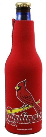 ST LOUIS CARDINALS BOTTLE SUIT KOOZIE COOLER COOZIE by Kolder