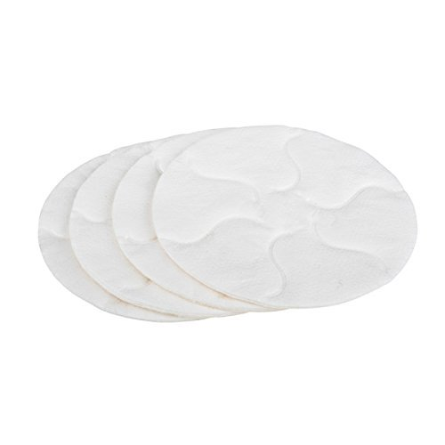 NUK Ultra Thin Disposable Nursing Pads, 66 Count (Pack of 2)