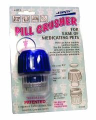 Pill Crusher – Part #: J-613, My Pet Supplies