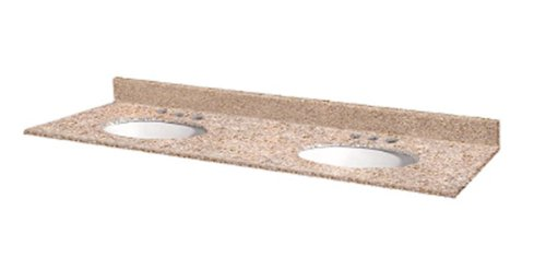 Pegasus Granite Vanity Top - 8