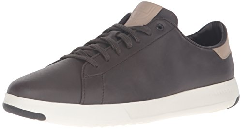 Cole Haan Mannen Grandpro Tennis Mode Sneaker Dark Roast / Tan