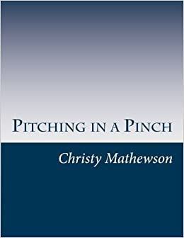 Book Pitching in a Pinch
