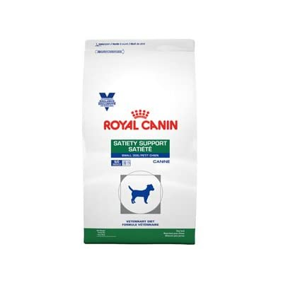 Royal Canin Veterinary Diet Canine Satiety Support Weight Management Small Dog Dry Dog Food, 1.5 lb