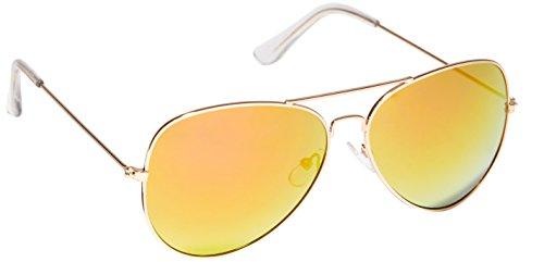 New York & Co. Women's Mirrored Aviator Sunglasses 0 - York New Sunglasses Company And