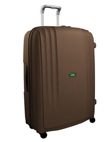 lojel-streamline-polypropylene-large-upright-spinner-luggage-coffee-one-size