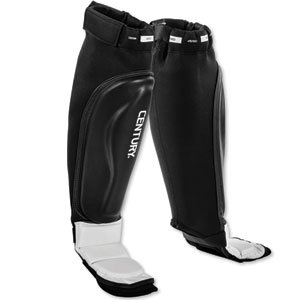 Century® CREED MMA Shin Instep Guards size L-XL