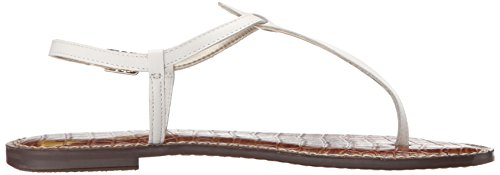 Sandals Fashion Bright White Gigi Edelman Women's Sam wq4PfP