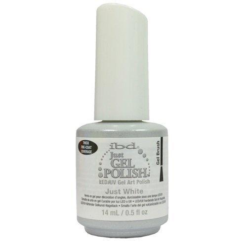 - Just White - 14ml / 0.5oz by IBD ()