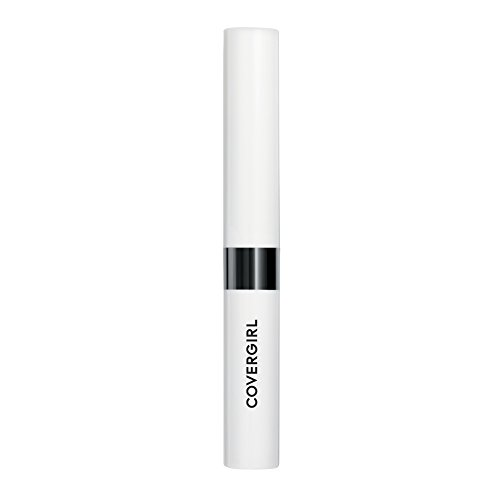 COVERGIRL Outlast All-Day Moisturizing Lip Color, 1 Tube (.06 oz), Clear Top Coat Color, Moisturizing Lipstick, Long Lasting (packaging may vary)