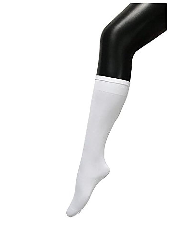 上がる罪場所COSCO ストッキング ソックス ニーソックス 膝下タイプ 着圧 美脚 40CM