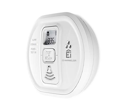 31jmE3O9FjL Ei Electronics Ei208D CO Kohlenmonoxidmelder (mit Display und 10-Jahres-Batterie)