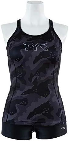 (ティア)TYR レディース水着 WOMEN'S DOUBLE STRAP CAMIKINI TCAMO-19F