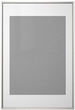 Ikea Silverhojden Cornice In Colore Argento 50 X 70 Cm Decorazioni Per Interni Casa E Cucina Bepco Ee