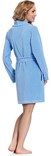Merry Blu Style MS558 Vestaglia Donna 6qrf6H