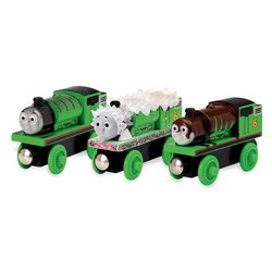 Percy 3 Car - Learning Curve Thomas and Friends: Adventures of Percy 3-Car Pack