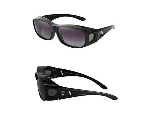 Al Moda Gafas Gafas Conducción Libre WJYTYJ Espejo Espejo De Controlador Unisex De Deportes Sol Aire Polaroid 1 De wvpZqI