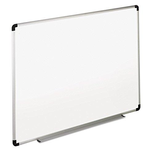 universal-dry-erase-board-melamine-72-x-48-white-black-gray-aluminum-plastic-frame