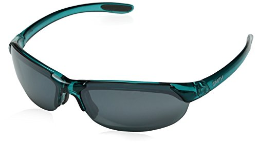 Smith Optics Parallel Sunglasses, Aqua Marine Frame, Platinum/Ignitor (Smith Sunglasses Slider)