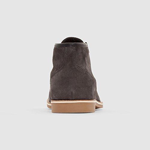 La in Lacci Pelle Uomo Redoute Grigio Collections Boots con HqP4rHwx
