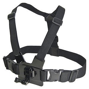 Xventure Chest Harness Camera (Action Camera Chest Mount)