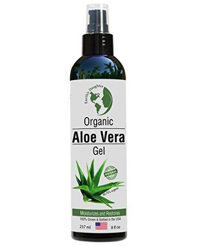Organic Aloe Vera Gel