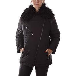 Diesel W-CIA Women's Down Jacket (S, Black)
